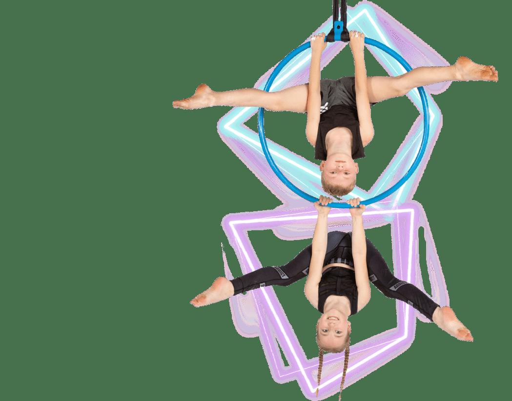 kids aerial fitness